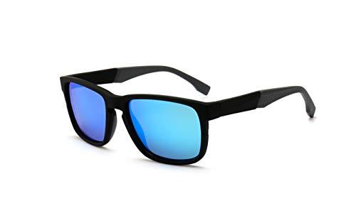 5f36ed375ef SUNGAIT Unisex Polarized Sunglasses Stylish Sun Glasses with Spring Hinges