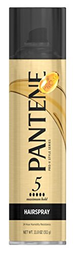 Best Pantene Anti Humidity Hairsprays - Pantene Hairspray Pro-V Max Hold Aerosol