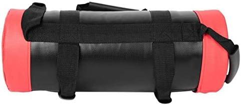 多機能の重量を支えるフィットネス電動サンドバッグ レザーと内部のEvaライニング、丈夫で耐久性のある無充填電動フィットネスバッグ