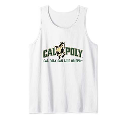 Cal Poly SLO Mustangs NCAA PPCPO07 Tank Top