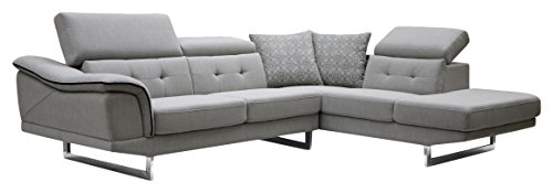 dana collection modern fabric upholstered