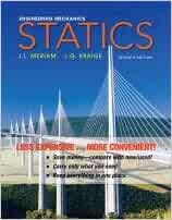 Engineering mechanics statics james l meriam l g kraige engineering mechanics statics james l meriam l g kraige 9780470917879 amazon books fandeluxe Images