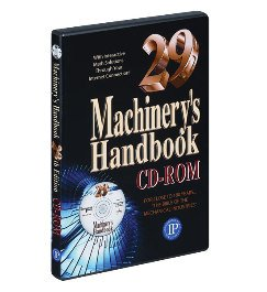 - INDUSTRIAL PRESS 9780830000000 29TH EDITION MACHINERY'S HANDBOOK CD ROM