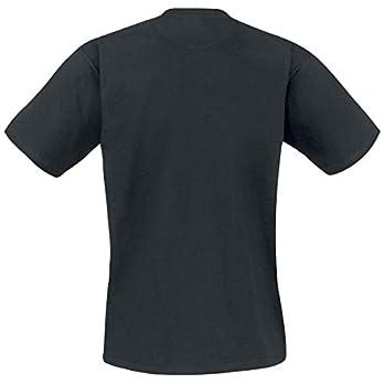 FC St. Pauli Totenkopf T-Shirt schwarz