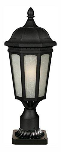 508PHB-BK-PM Black Newport Single Light 26