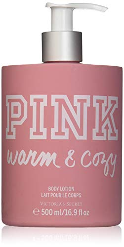 Victoria's Secret PINK Warm & Cozy Body Lotion W/Pump 16.9 oz -