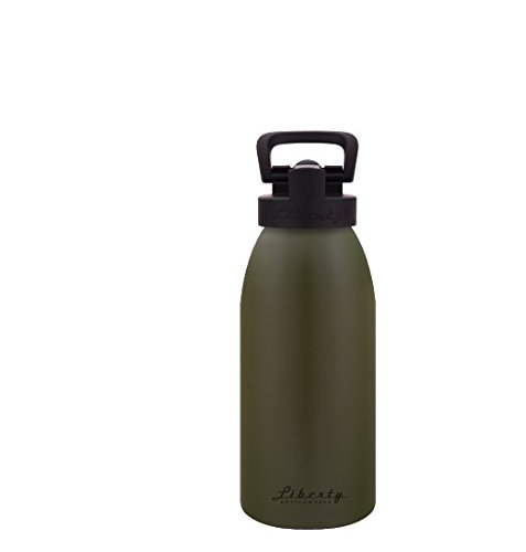 Liberty Bottleworks Straight Up Aluminum Water Bottle Made in USA