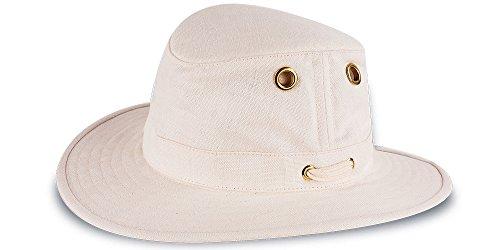 Tilley Endurables TH5 Hemp Hat (7 1/2, Natural) (Shopper Hemp)