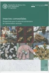 Insectes Comestibles (Fao Forestry Papers)