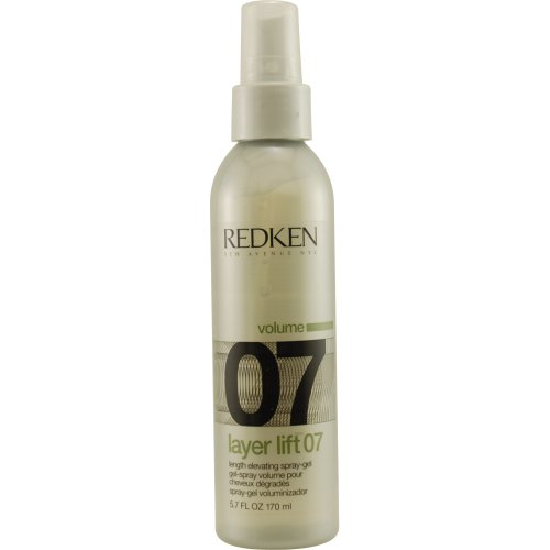 Layer Lift (Redken Layer Lift 07 Length Elevating Spray Gel, 5.7 Ounce)