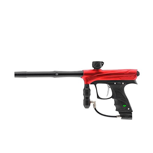 Dye Rize Paintball Marker - Red - Rail Proto Accessories