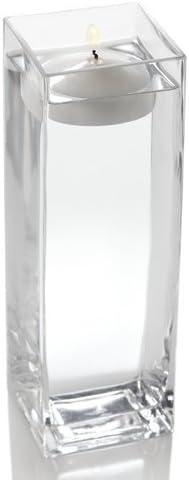 Eastland Set of 6 Square Vase 12
