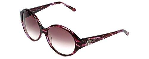 Judith Leiber Designer Sunglasses JL5000-07 in Amethyst in Amethyst-Gradient ()
