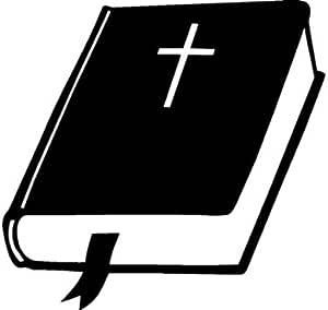 Holly biblia pegatina , religiosos arte de pared, dios
