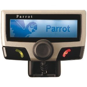 PARROT CK3100/PF150035AC BLUETOOTH-ENABLED HANDS-FREE CAR KIT WITH LCD (CK3100/PF150035AC) - by Parrot
