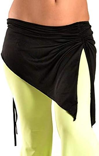 Anuka Mini Falda con Aberturas Laterales, para la Danza Oriental o ...