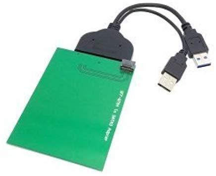 cablecc USB 3.0 A SATA 22pin 2,5 Hard Disk para WD5000MPCK SFF ...