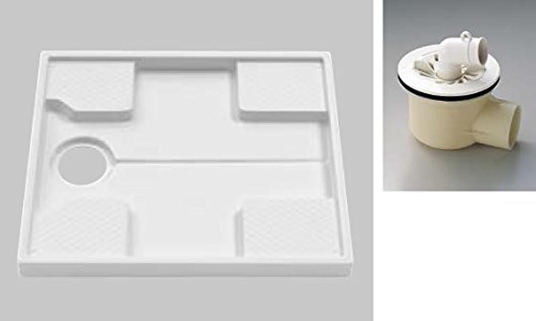 市の中心部インク超高層ビルカクダイ 洗濯機用防水パン 426-410