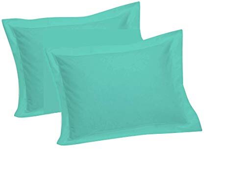 American Special! 100% Egyptain Cotton 650-Thread Count Luxury 2-Piece Pillow Shams Standard Size 20