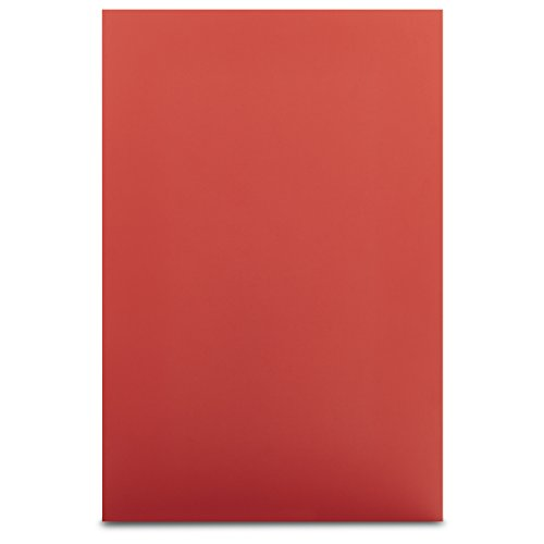 Elmers Colored Foam Board , 20 x 30, Red, 10-Pack (950052)