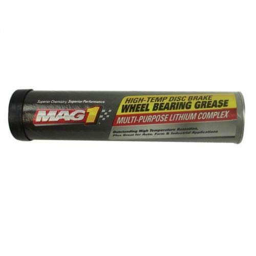 Brake Disc Mag - MAG 1, Wheel Bearing Grease, High Temp Disc Brake, 14 oz