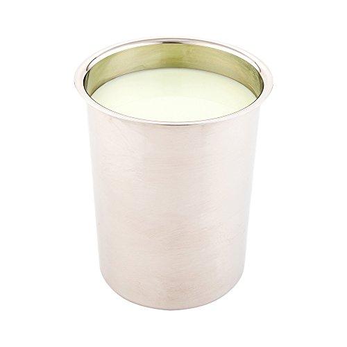 2 Quart Bain Marie Pot - Bain Marie - 2 Quarts - Stainless Steel - Stockpot - 1ct Box - Met Lux - Restaurantware