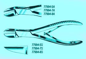 Liston Bone Cutting Forceps Straight, 8.5'' by Electron Microscopy Sciences