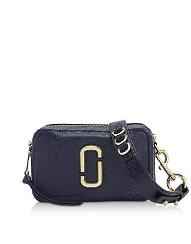 Marc Jacobs Luxury Fashion Donna M0014591410 Blu Borsa A Spalla | Primavera Estate 20