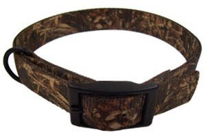 Remington Double Ply Nylon Hound Collar - Duck Blind
