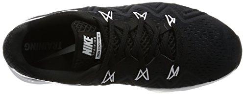 Nike Frauen Zoom Zustand TR Cross Trainer Schwarz / Weiß Anthrazit