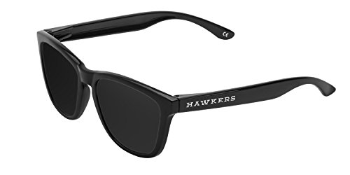 Hawkers Gafas de Sol Unisex, Diamond Black Dark, One Size