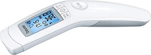 🥇 Beurer FT90 Termometro clinico digital sin contacto con lapiel