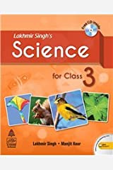 Lakhmir Singh's Science for Class 3 Perfect Paperback