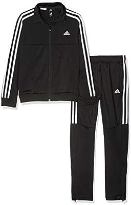 Adidas Boys YB TS TIRO Tracksuit, Black, (DV1738 ...
