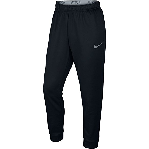 Nike Mens KO Slacker Pants (Black/Cool Grey, X-Large)