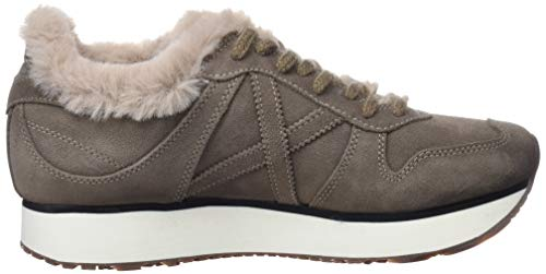 Marron Unisex 81 Sky Adulto Munich Zapatillas Marrón Massana q1nBYS