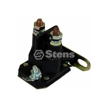 Amazon.com: plateado Streak # 435032 Starter Solenoid para ...