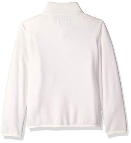 Amazon Essentials Girls' Kids Full-Zip Polar Fleece Jacket_d