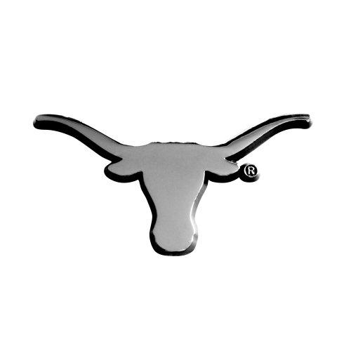 FANMATS NCAA University of Texas Longhorns Chrome Team Emblem by Fanmats