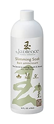 Slimming Soak - Natural Weight Loss - Tone & Firm, Reduce Cellulite - Appetite Suppressant - Increase Metabolism & Energy - Relieve Stress & Toxins - Improve Emotional Imbalance - Detox & Cleanse