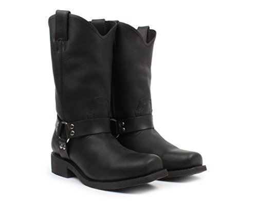 Motercycle Boots - 2