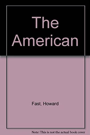 book cover of The American
