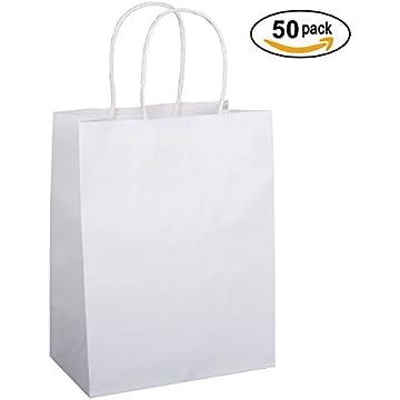 Shopping Bags 8x4.75x10.5