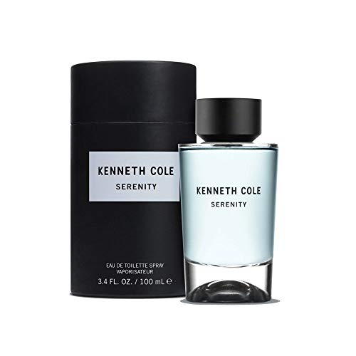 Kenneth Cole Eau de Toilette Spray, Serenity, 3.4 oz.