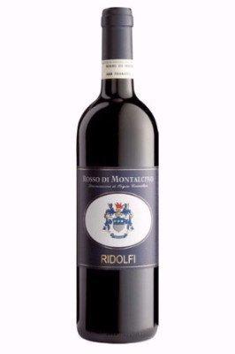 [2011 Ridolfi Rosso Di Montalcino, 750 mL - Italian Wine, Italian Red Wine, 100% Sangiovese - Montalcino, Tuscany, Italy] (Valpolicella Red Wine)