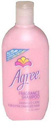 (International Cosmetics Agree | Shampoo | Fragrance Shampoo 450ml (Japan Import) by Agree)