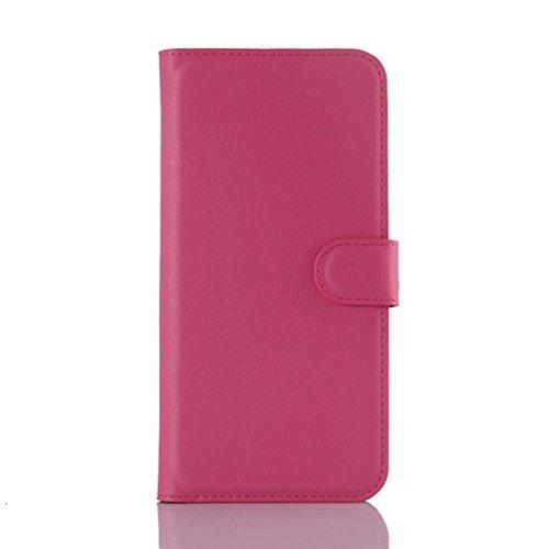 Funda Samsung Galaxy A8(Model 2015),Manyip Caja del teléfono del cuero,Protector de Pantalla de Slim Case Estilo Billetera con Ranuras para Tarjetas, Soporte Plegable, Cierre Magnético(JFC10-2) I