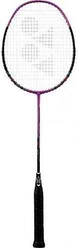 Yonex Nanoray 10F Badminton Racquet (Pink) - Prestrung