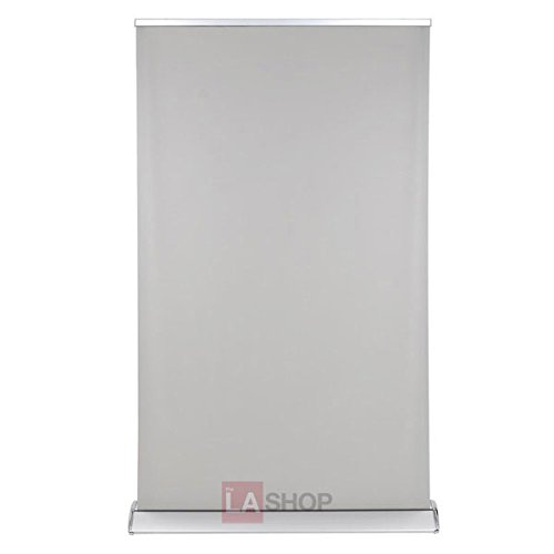 47''x78'' Rear Projector Screen Roll Up Retractable Banner Stand