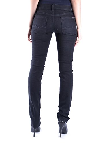 7 Jeans Cotone For Donna Nero Mankind All Mcbi004012o fUwfAqrx